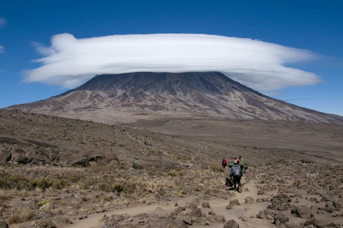 Bestig Kilimanjaro – Rongai ruten