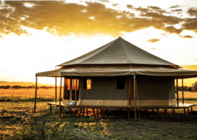 The Sound of Silence Tented Camp