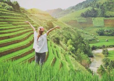 Adventure i Vietnam Inkl. 2-dages cruise i Halong bugten
