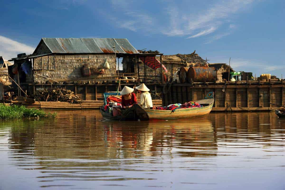 Rundrejse i Cambodia & Vietnam: Virkeligheden i Indokina