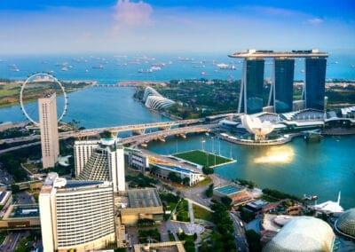 Singapore og Malaysia: Moderne storby og eksotisk dyreliv