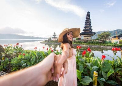 Bali: En rigtig influencer rejse
