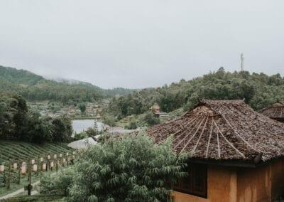 Lokalt homestay