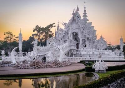 Rundrejse i Thailand og badeferie i Khao Lak