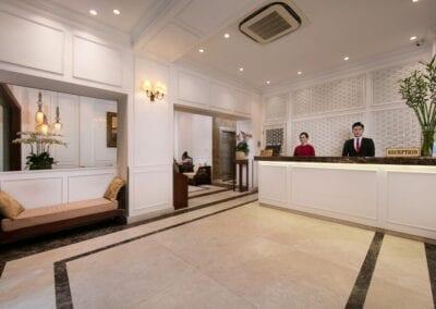 Hotel Ngoc Dynastie, Hanoi, Vietnam