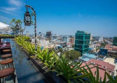 V Hotel – Phnom Penh