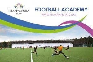 På Thanyapura Sport & Health Resort finder du nogle af Asiens bedste træningsskoler med professionelle instruktører i følgende sportsgrene: triatlon, svømning, fodbold og rugby.