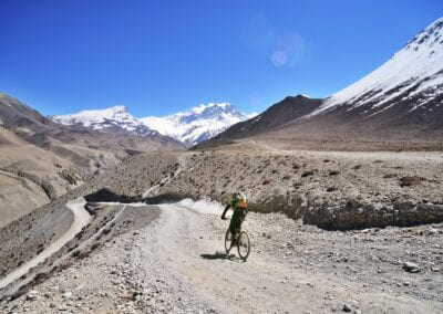 Cykelrejse i Nepal: På cykel til Muktinath