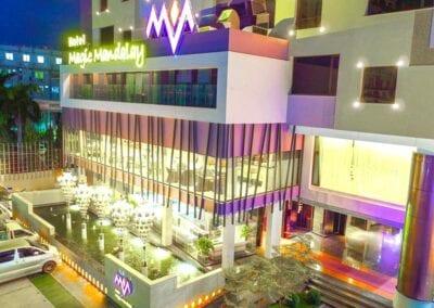 Hotel Magic Mandalay