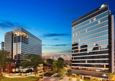 Days Hotel – Singapore