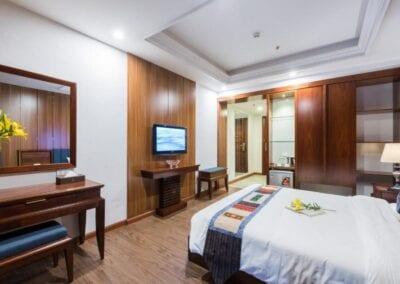Bamboo Sapa Hotel, Sapa, Vietnam