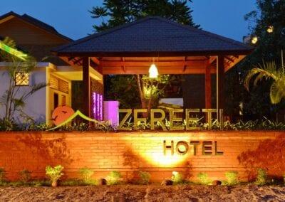 Zfreeti Hotel, Bagan