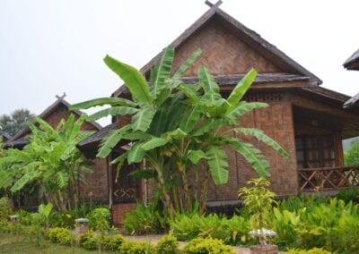 Phou Iu Bungalow III Luang Namtha