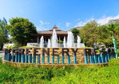 The Greenery Resort