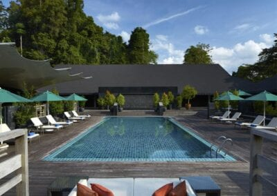 Mulu Mariott Resort