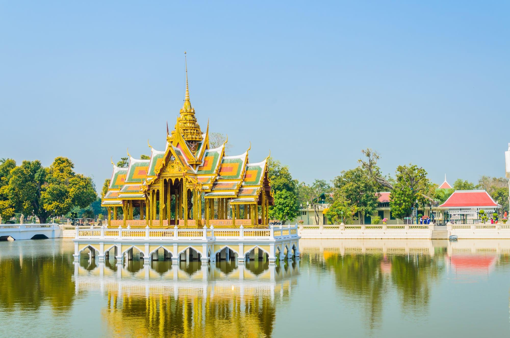 Rundrejse i Asien: Cambodia, Thailand og Myanmar