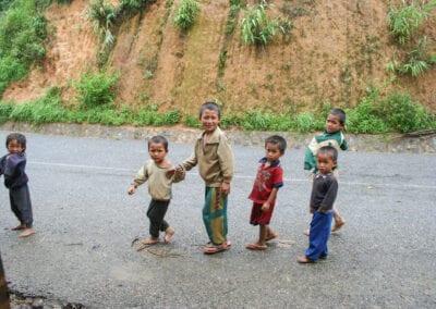 Laos og Cambodia: Kultur og Nong Khiaw