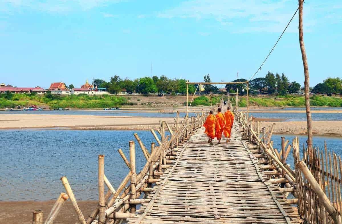 Cambodia bag facaden & Koh Rong