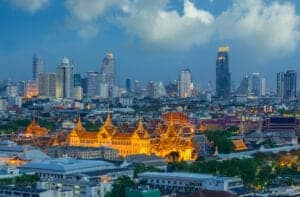 Your guide will meet you at your hotel and transfer you to the airport for your flight to Bangkok.  Upon arrival, meet our guide and enjoy a private transfer to your hotel in Bangkok. Check in and spend the rest of your day on your own time.