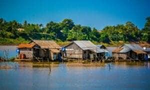 I dag skal vi ud og cykle rundt på Koh Trong for at opleve de små landsbyer, der ligger her. Er du heldig, vil du også spotte nogle af skildpadderne, som holder til på den vestlige side af halvøen.