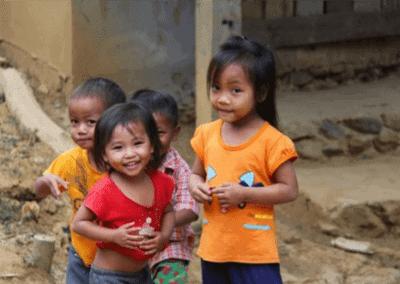 Laos og Cambodia: I de lokales fodspor