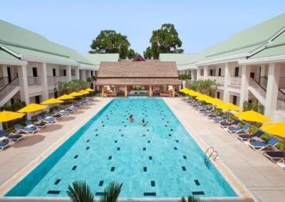 Thanyapura – Pool Wing