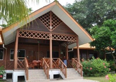 Selingan Turtle Island Lodge – Malaysia