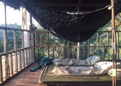 Gibbon Experience, Treehouse
