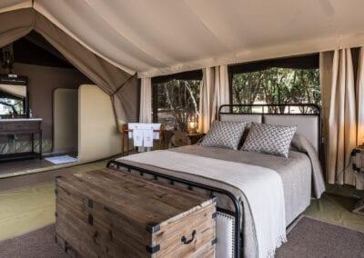 The Entim Mara Camp