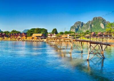Laos: Fra nord til syd & Vang Vieng