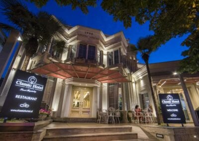 Classic Hotel, Tirana