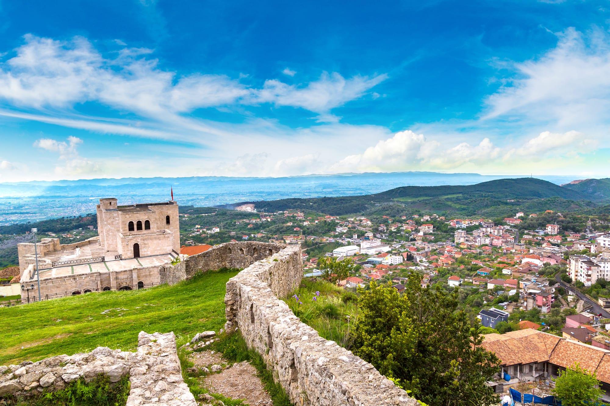Albanien, Makedonien & Kosovo: Det skjulte Europa