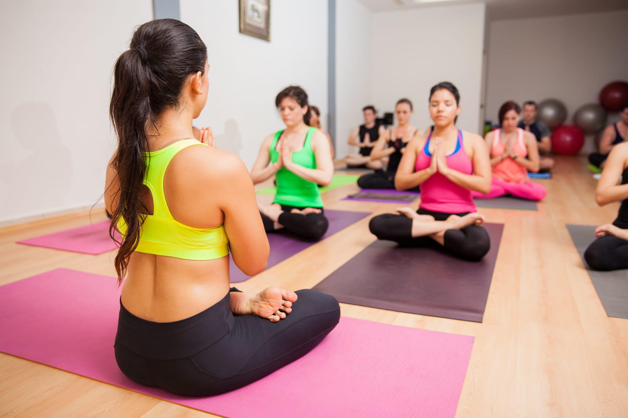 yoga laerer
