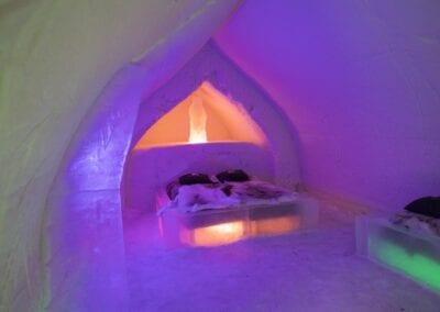 Finland: Igloer og Ishotell