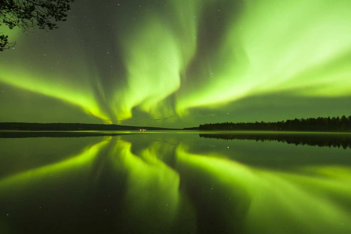 Finland: På jagt efter nordlys