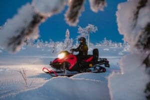 Nordlys Finland