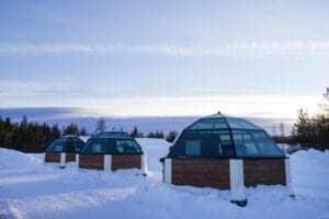 Finland: Overnat i et Iglo hotel