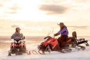 Finland: Med familien i Lapland