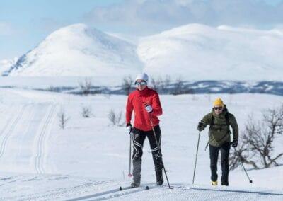 Skiferie i Norge: Valdres-regionen