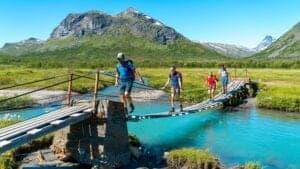 Vandre i Norge