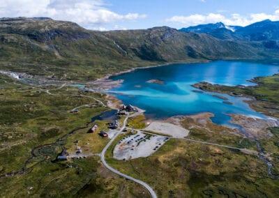 Vandring i Norge: Jotunheimen – Hvid rute