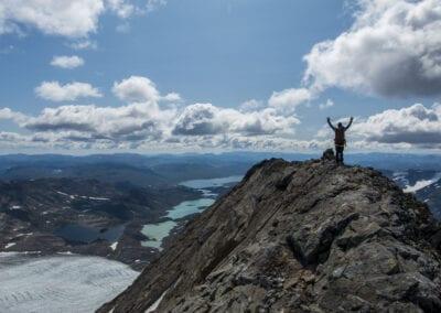 Vandring i Norge: Jotunheimen – Rød rute inkl. Besseggen