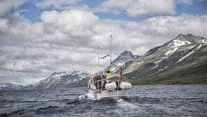 bådtur jotunheimen