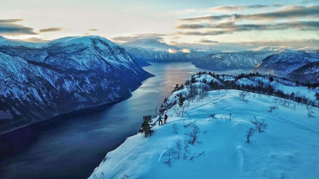 Jotunheimen & Øvre Årdal: Et vintereventyr i Norge