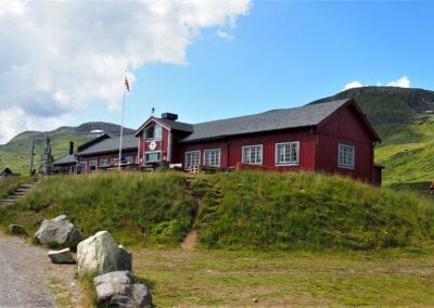 Fjellstue (Grøn rute)
