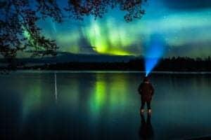 nordlyset finland