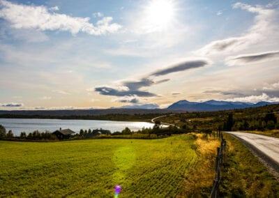Cykelrejse i Norge: Mjølkevegens sydlige etape