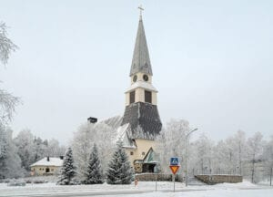 Ravaniemi kirke