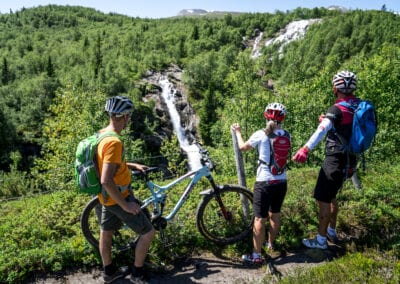 Cykelferie i Norge: Mjølkevegens højdepunkter