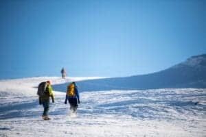 snowshoeing i norge